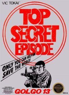 Cover Golgo 13: Top Secret Episode