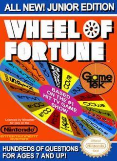 Cover Wheel of Fortune: Junior Edition