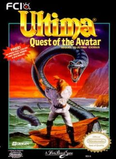 Cover Ultima: Quest of the Avatar