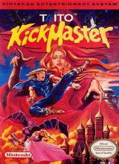Cover Kick Master