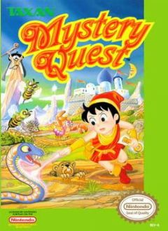 Cover Mystery Quest