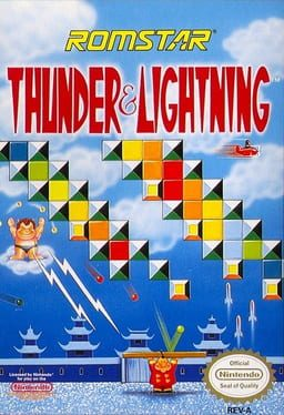 Cover Thunder & Lightning
