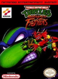 Cover Teenage Mutant Ninja Turtles: Tournament Fighters