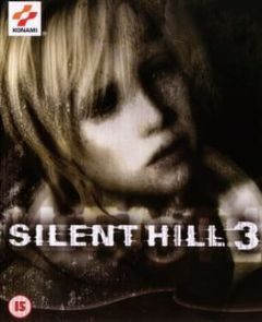 Cover Silent Hill 3