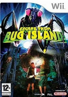 Cover Escape from Bug Island