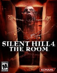 Cover Silent Hill 4: The Room