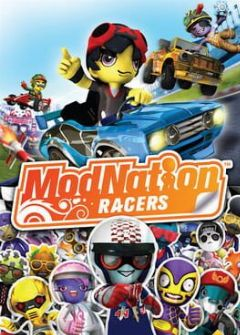 Cover Modnation Racers