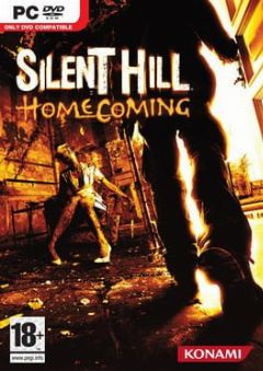 Cover Silent Hill Homecoming