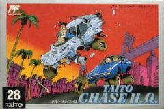 Cover Taito Chase H.Q.