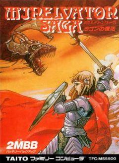Cover Minelvaton Saga: Ragon no Fukkatsu