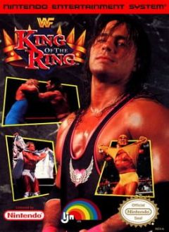 Cover WWF King of the Ring