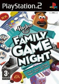 Cover Hasbro Family Game Night