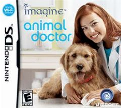 Cover Imagine: Animal Doctor