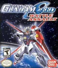 Cover Mobile Suit Gundam SEED: Battle Assault