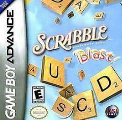 Cover Scrabble Blast!