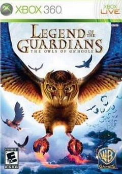 Cover Legend of the Guardians: The Owls of Ga'Hoole
