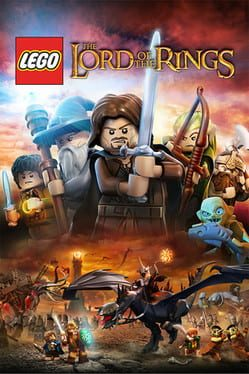 Cover LEGO The Lord of the Rings