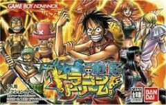 Cover One Piece: Dragon Dream!