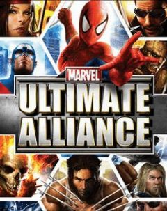 Cover Marvel: Ultimate Alliance