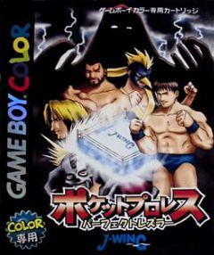 Cover Pocket Pro Wrestling: Perfect Wrestler