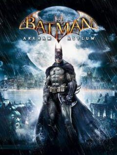 Cover Batman: Arkham Asylum