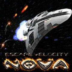 Cover Escape Velocity Nova
