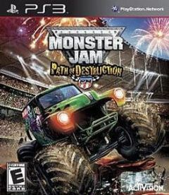 Cover Monster Jam: Path of Destruction