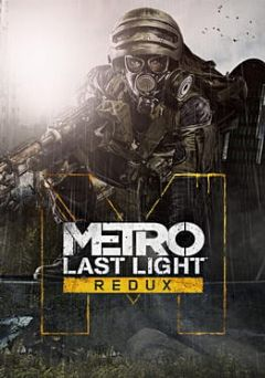 Cover Metro: Last Light Redux