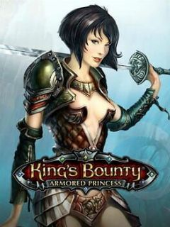 Cover King's Bounty: Armored Princess
