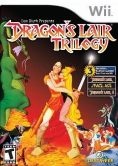 Cover Dragon's Lair Trilogy