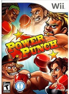 Cover Power Punch