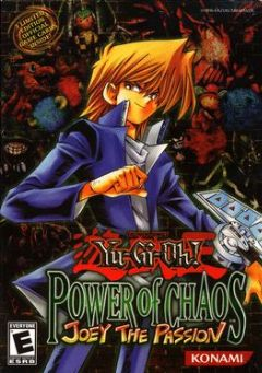 Cover Yu-Gi-Oh! Power of Chaos: Joey the Passion