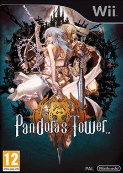 Cover Pandora's Tower