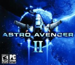 Cover Astro Avenger 2