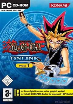 Cover Yu-Gi-Oh! Online
