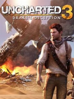 Cover Uncharted 3: Drake's Deception