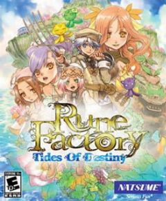Cover Rune Factory: Tides of Destiny