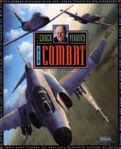 Cover Chuck Yeager's Air Combat