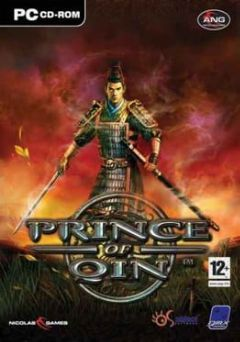 Cover Prince of Qin