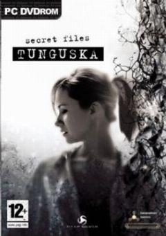 Cover Secret Files: Tunguska