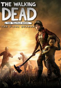 Cover The Walking Dead: The Final Season