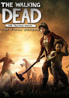 Cover The Walking Dead: The Final Season
