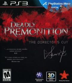 Cover Deadly Premonition: The Director's Cut Classified Edition