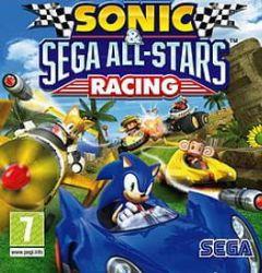 Cover Sonic & Sega All-Stars Racing