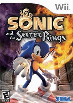 Cover Sonic and the Secret Rings