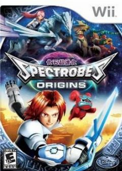 Cover Spectrobes: Origins