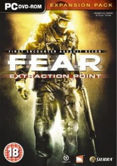 Cover F.E.A.R. Extraction Point