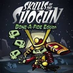 Cover Skulls of the Shogun: Bone-A-Fide Edition