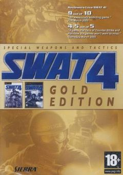 Cover SWAT 4: Gold Edition