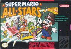 Cover Super Mario All-Stars